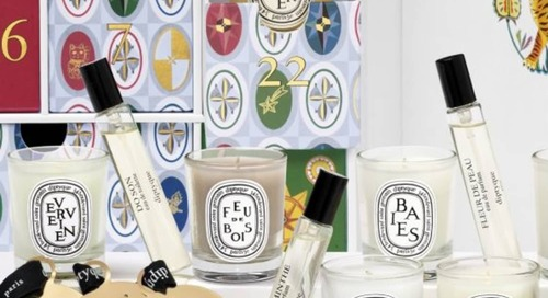 This Diptyque Candle Advent Calendar Is Absurdly Luxurious