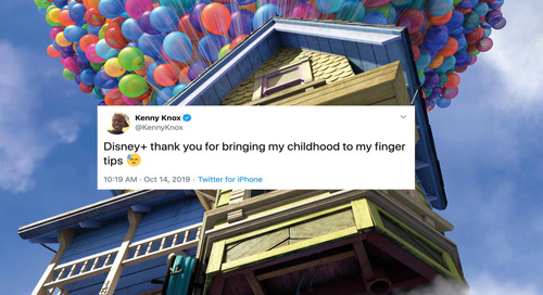 Disney's Teasing Everything That'll be on Disney+ and Twitter is Freaking Out