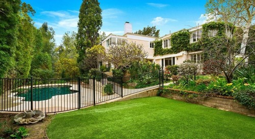 View Inside Whoopi Goldberg's Former Pacific Palisades Home
