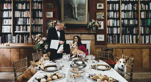 "You Can Stay In This Townhouse From ""The Crown"" and Have Afternoon Tea with Corgis"
