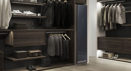"""This """"Smart Closet"""" Will Dry Clean Your Clothes For You"""