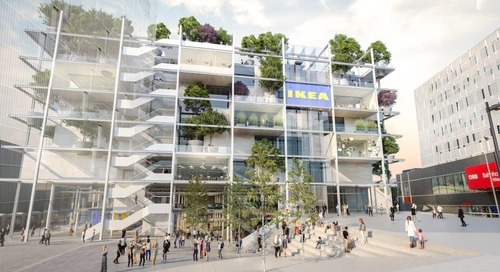 IKEA's New European Store Will Ditch Parking for Trees