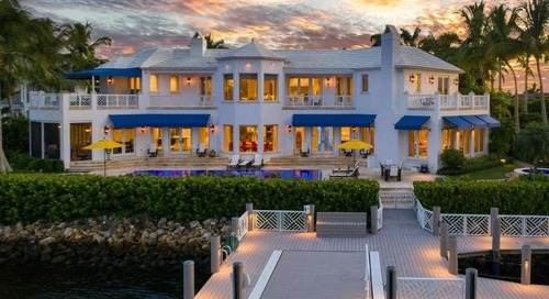 Best-Selling Novelist Janet Evanovich Is Selling Her Waterfront Florida Home