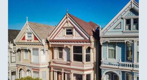 One of the Painted Ladies on San Francisco's 'Postcard Row' Is Selling for $2.75 Million