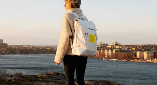 Swedish Design Museum's Latest Exhibit Fits in a Backpack—and You Can Rent It for Free