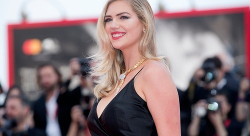 Kate Upton Confessed That She Returned Wedding Gifts to Get a Second (!) Roomba, and We Don't Blame Her One Bit