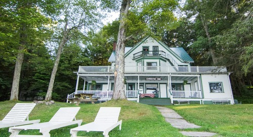 """The Catskills Resort From """"The Marvelous Mrs. Maisel"""" Is For Sale"""