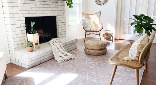 We Tried One of Ruggable's Washable Rugs—And AT Readers Get an Exclusive Discount This Weekend Only