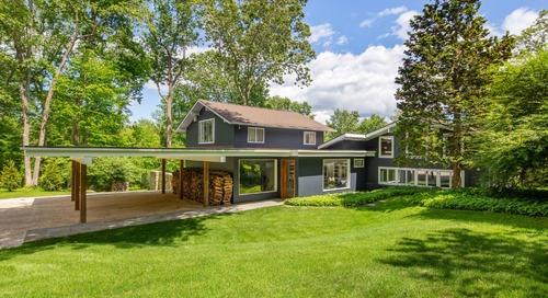 Look Inside: The Art & Furniture Comes With This $1.3M MCM CT Home