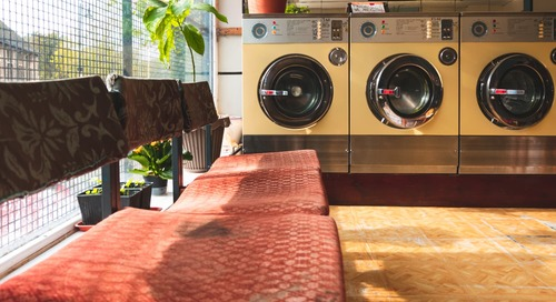 The One Item You Already Own That'll Make Laundromat Trips Easier