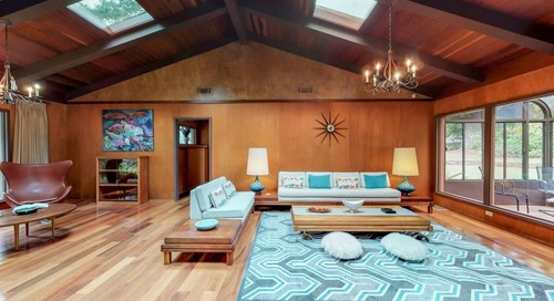 Peek Inside This Well-Preserved Stunner Near the California Coast