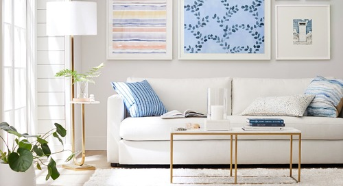 5 Totally Easy Ways To Turn Your Home into a Calming Oasis, According to a Design Expert