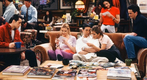 "This Company Will Pay You $1,000 to Watch ""Friends"" for 25 Hours"