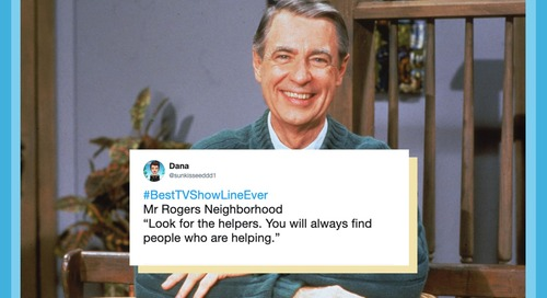 Twitter Is Eager to Share Their Favorite TV Show Lines and We're On Board