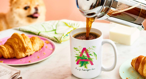 7 Monogram Mugs That Get Our Stamp of Approval (Bonus: Many Are on Sale!)