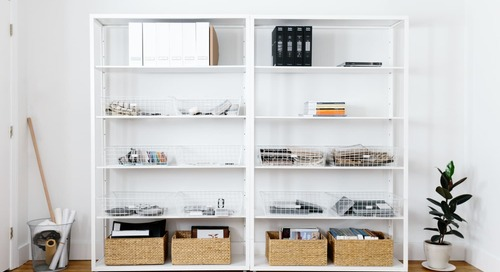 A Reverse To-Do List Is the Smartest Way to Reach Your Big Decluttering Goals
