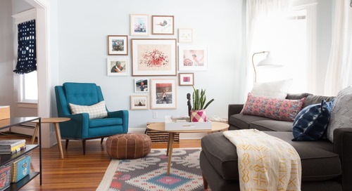 Time to Revamp Your Living Room Courtesy of Wayfair's Major 72-Hour Sale
