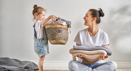 44 of the Best Chores for Kids, by Age