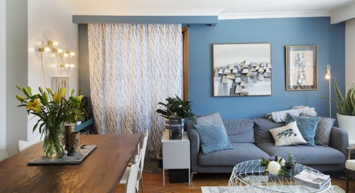 """A 480-Square-Foot Home Is This Designer's """"Unicorn Apartment"""""""