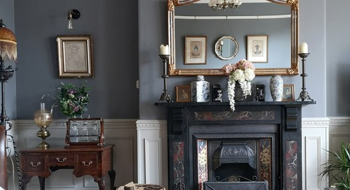 A UK Victorian Fixer Upper Is a Gorgeous Mix of Period Details and Modern Finishes