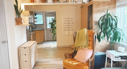 A 300-Square-Foot Studio Is a Perfect Fit for This Couple