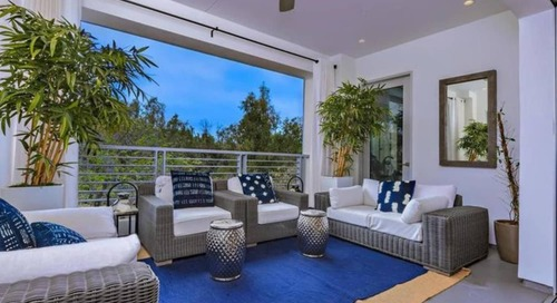 Michael Strahan Lists His Luxe Beverly Hills Condo for $4.4 Million