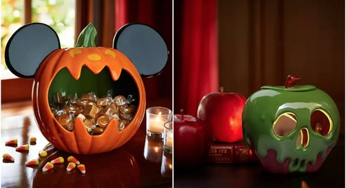 Disney's Halloween Decor Will Make Your Home Feel Like the Haunted Mansion