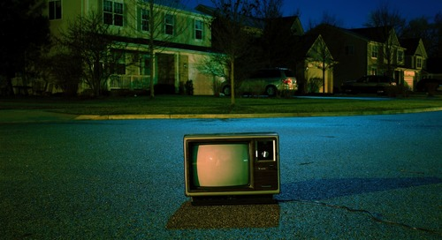 Old TVs Are Randomly Showing Up On People's Doorsteps, and We Have Questions