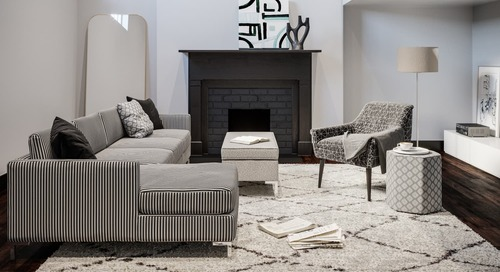 This New Furniture Collection is Inspired by Menswear, Just in Time for Fashion Week