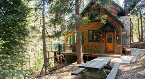 This $777K California Cabin Is Straight Out of a Wes Anderson Movie