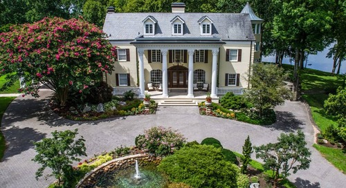 You Can Rent Reba McEntire's Former 8-Bedroom Mansion for $3,000/Night