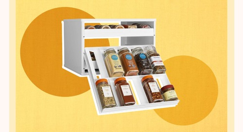 This Top-Reviewed Amazon Find Is About to Change the Way You Store Spices