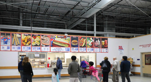 The Biggest Mistakes People Make in Line at the Costco Food Court