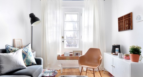 9 IKEA Living Room Buys That Look Surprisingly High End