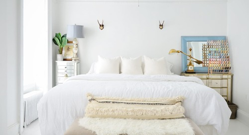 Snooze in Style—and Save Too—with West Elm's Epic Bedroom Sale