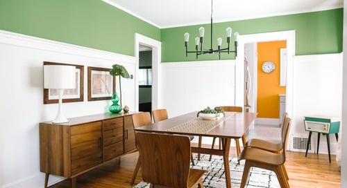 7 Easy Ways to Create Mood Lighting in Your Dining Room