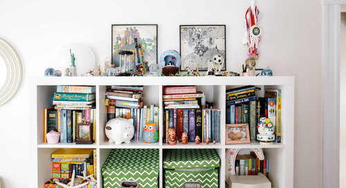 5 Rules to Help You Streamline Your Sentimental Clutter