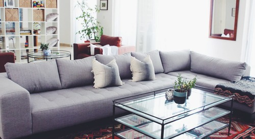 9 Living Room Trends Heating Up This Summer