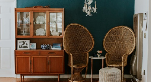 How to Shop Vintage Furniture Without Leaving Instagram