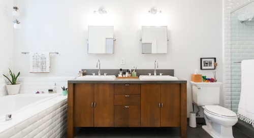Here's How to Get Your Bathroom Cleaner Than It's Ever Been
