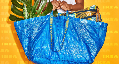 A Rainbow IKEA Bag Is Here Just In Time For Pride
