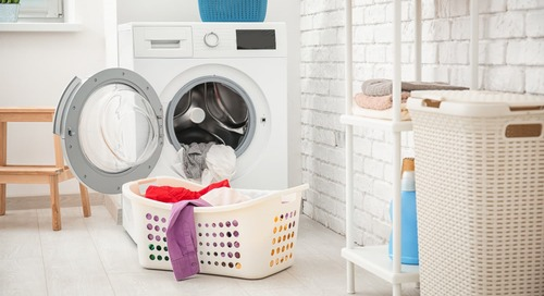 5 Must-Have Laundry Room Features, According to Real Estate Agents