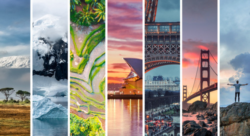 Travel the World With Us: Vacation Planning Roundup