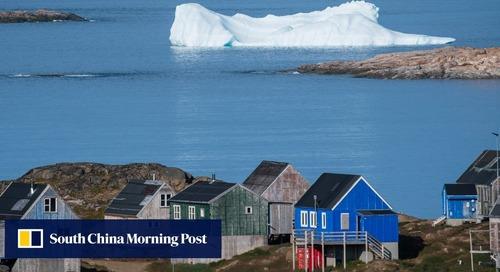 Was China's Arctic push behind Trump's wish to 'buy' Greenland? - South China Morning Post