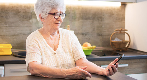 How Smartphones Can Help Care for Diabetic Seniors