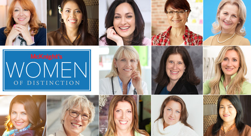 Celebrating Leaders with the McKnight's Women of Distinction Program