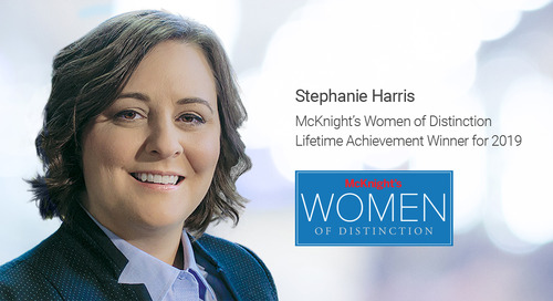 """2019 """"Women of Distinction"""" Honoree Says Technology Will Drive Affordability in Senior Living"""