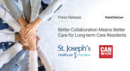 Better Collaboration Means Better Care for Long-term Care Residents