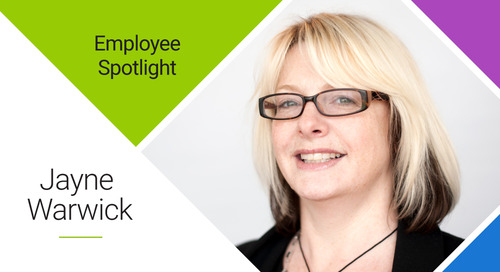 Life at PointClickCare: Jayne Warwick, Our Nurse of the Month