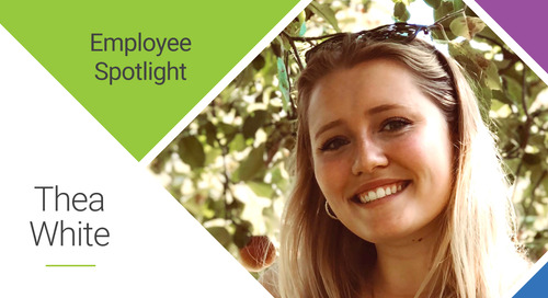 Life at PointClickCare: Thea White, A Second Time Co-op